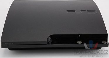 Sony PlayStation 3 - 120GB + 2x ovl, 1x hra