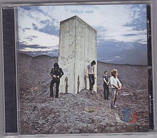 CD  THE WHO-Who´s Next