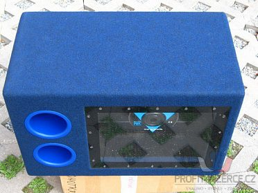 subwoofer Crunch SV-12BP 300W/4 ohm nový
