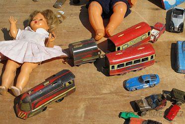 Koupím nepotřebné staré hračky