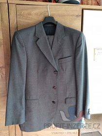 Oblek pánský vel 50