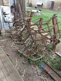 brány za traktor
