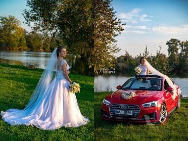Nejen hudba i fotograf na svatbu.