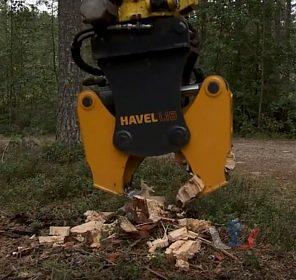 Hrotové střihače dřeva FI, frézy atd..