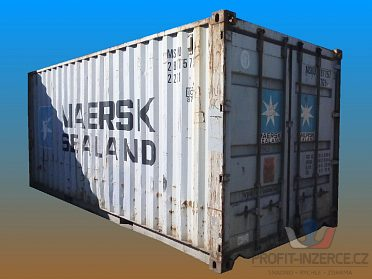 Lodní kontejner 20' DV (+ další skladem)