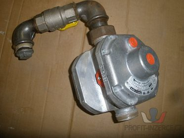 Plynový regulátor