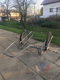 Prodám dvoukolák vozíík.