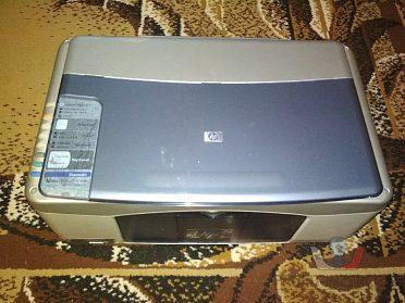 Tiskárna/skener HP PSC 1315 All-in-One