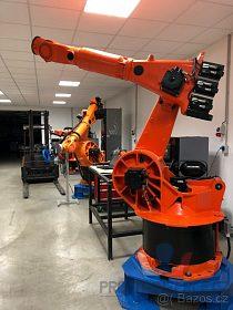 Repasovaný robot KUKA, ABB, FANUC