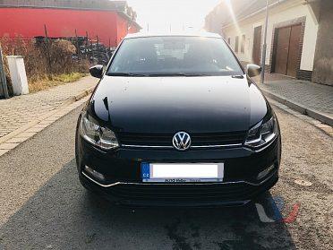 VW Polo 1.2 TSI(66 kw)COMFORT LINE,28t.