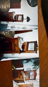 Prodám starožitnou kompletní ložnici