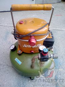 Kompresor (tichý) JUN-AIR, model 6...