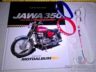 JAWA 350/634 konopnice-doplňky pro majit