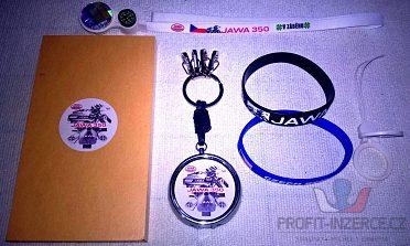 JAWA 350/634-doplňky pro majitele/fandu