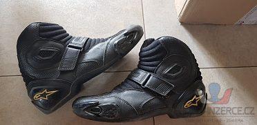 Prodám boty na silniční motorku