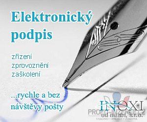Elektronický podpis - příručka