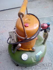 Kompresor JUN - AIR, model 6 (tichý)...