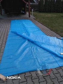 Prodám solární plachtu na bazén.