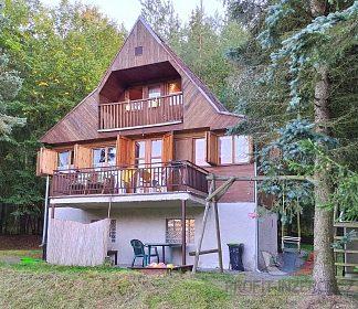 Chata s pozemkem -Milíkov (Plzeň 25 min)