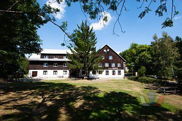 Chata MUHU - Ubytování až pro 60 osob