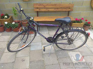 Prodám zachovalé pánské jízdní kolo