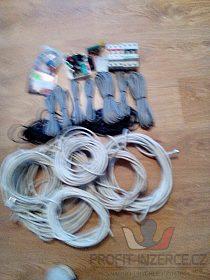 Elektrické kabely velmi levně