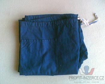 Montérky pánské nové, kalhoty a blůza