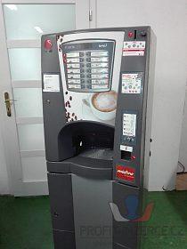 Automat na horké nápoje, 14 voleb