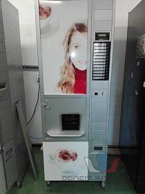 Prodám automat na nápoje, 400 kelímků