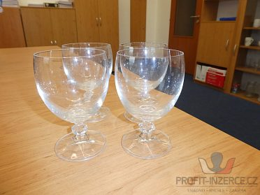 4 skleničky