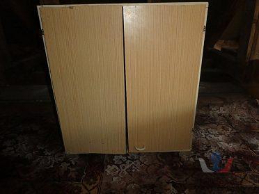 2 skříňky