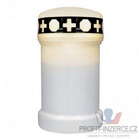 LED hřbitovní svíčka nebo na doma