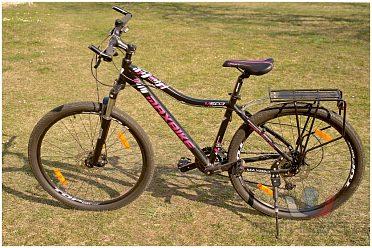 Dámské horské kolo