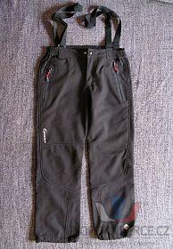 Softchelové kalhoty dívčí EPISER