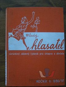 Koupím MLADÝ HLASATEL v knižní verzi