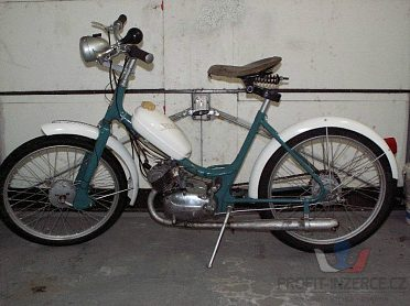 Koupím moped Stadion, Jawetta, Jawa 550