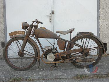 Koupím starou motorku Jawa, ČZ, Stadion