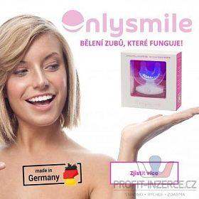 Bělení zubů OnlySmile