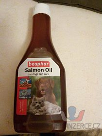 Prodám Nový lososový olej
