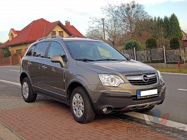 Opel Antara 2,0 CDTi  4x4 1.Maj. S kniha
