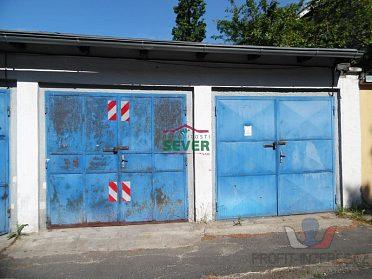 Prodej garáže Chomutov