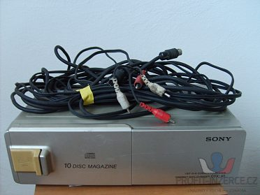 CD měnič do auta Sony CDX-45