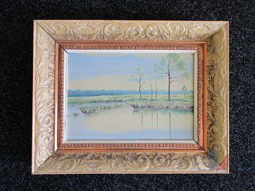 Prodej obrazu letní krajina