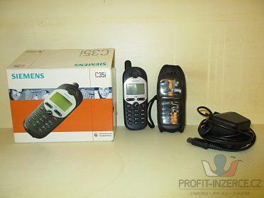 Prodej mobilního telefonu Siemens C 35i