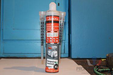Chemická kotva 300 ml EXPIRACE 9/21