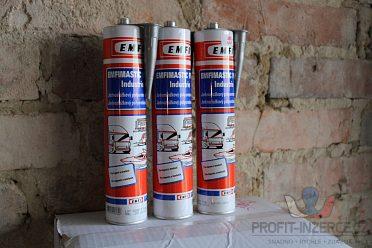 Polyuretanový tmel PU 50 šedý 300 ml