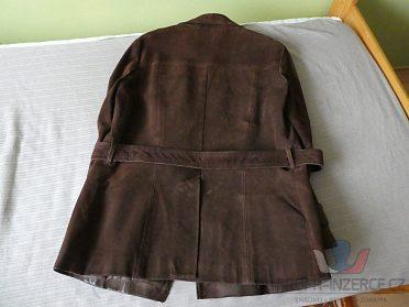 Retro kožený plášť Gala Prostějov