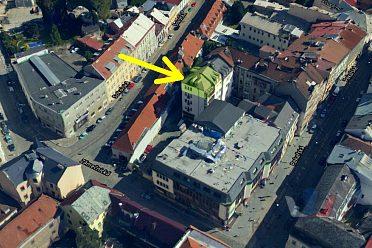 Mezonet 4+1 181m2 v srdci Olomouce