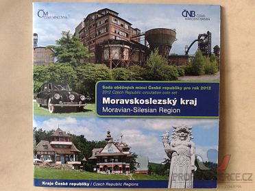 sada mincí ČR 2012 Moravskoslezský kraj