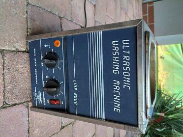 Ultrazvuk 1,7 litrů